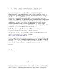 faculty letter of recommendation faculty appointment letter of recommendation atlas