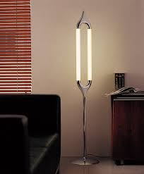 light source iron lamp material modern floor lamps