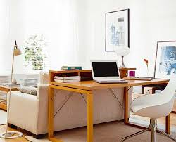 office space in living room. 6 Hacks To Maximize A Small Office Space In Living Room