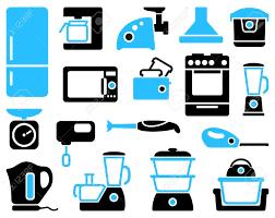 kitchen appliances clipart. Brilliant Appliances Home Appliances Clipart Free  ClipartFest Kitchen Home Stock And Appliances Clipart L