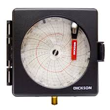 Water Pressure Chart Recorder