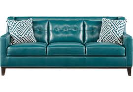appealing turquoise leather sofa with sofa interesting teal leather sofa 20 design red leather sofa