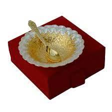 german silver pudding bowl boontoon