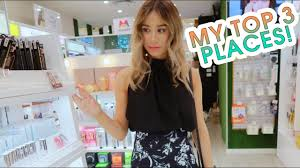 top 3 places korean anese cosmetics in melbourne