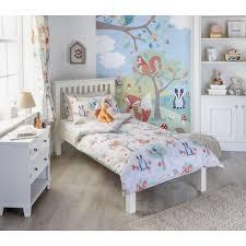 childrens woodlands designed bed linen