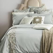 adream lluxury brand100 sateen cotton bedding set euro embroidered duvet cover set home textiles queen