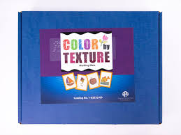 Our world is so exciting that every its particle may cause our curiosity and desire to explore it. Color By Texture Marking Mats American Printing House