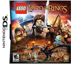 Lego Lord Of The Rings Designs Amazon Com Lego Lord Of The Rings Nintendo Ds Lego The