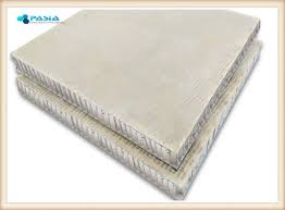 chemical resistant honeycomb composite panels for countertop wood frame edge sealing