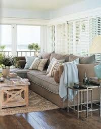 33 Beige Living Room Ideas. Coastal ColorsCoastal StyleBeachy ...