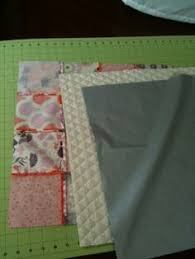 This small quilted ironing pad is a great way to use up some ... & This small quilted ironing pad is a great way to use up some scraps and  make yourself a handy little heat resistant pad. Great to take to quilting … Adamdwight.com