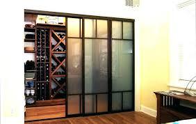 mirrored closet doors at home depot glass sliding door mirror large barn set custom int