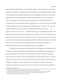 qing diplomacy the role of intelligence in the first opium war  8