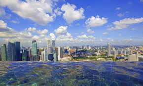 infinity pool singapore dangerous. Scariest Rooftop Hotel Pools In The World Infinity Pool Singapore Dangerous