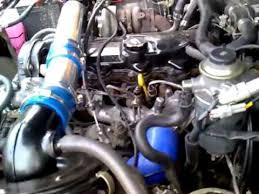 toyota hilux 2.8 turbo inter cooled engine walk round - YouTube