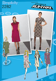 Project Runway Patterns