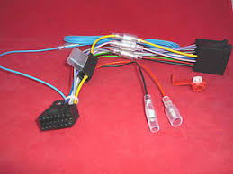 parrot asteroid smart replacement wiring harness iso lead cable image is loading parrot asteroid smart replacement wiring harness iso lead