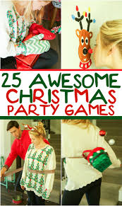 25 funny Christmas party games that are great for adults, for groups, for  teens