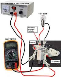 volvo adjustable voltage regulators