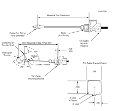Art Carrs 700r4 Tv Cable Adjustment Guide From