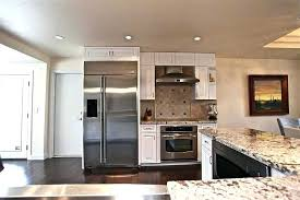 kitchens with stainless steel appliances stainless steel appliances granite white cabinets clean modern kitchen cabinets with stainless steel appliances