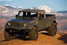 new 2018 jeep truck. contemporary truck is the jeep pickup truck making a comeback drivingline regarding 2018  brute for new jeep truck s