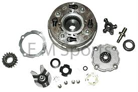 lifan parts chinese atv quad 4 wheelers lifan engine automatic clutch 110cc parts