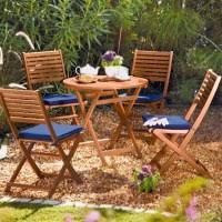 newbury 7pc outdoor wood dining table set. newbury wooden 4 seater outdoor dining set in brown 7pc wood table o