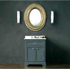 Powder Room Mirrors Restoration Hardware Awesome Oval Bathroom Mirror  Vanities For Popular Household  Sink Y17