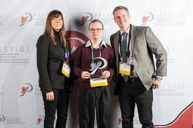 Truro Recc Receives Prestige Award For Hosting Swim