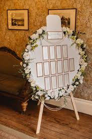 How To Make A Wedding Seating Chart Our Wedding Seating Plan D I Y Style Zaramcdaid Ie