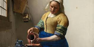 why vermeer s paintings are less real than we think