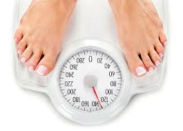 find a bariatric program search scale showing weight lost
