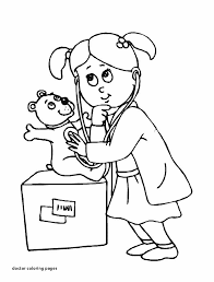 Christmas Childrens Coloring Pages Free Unique Hospital Coloring