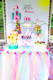 once upon a summer first birthday ideas that ll wow your guests