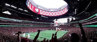 Atl Utd Seating Chart Atlanta United Fc Tickets Seatgeek