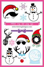 777 christmas free vectors on ai, svg, eps or cdr. Free Christmas Designs For Your Personal Cutting Projects