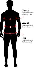 Pop Fit Size Chart Size Guide Aero Wear