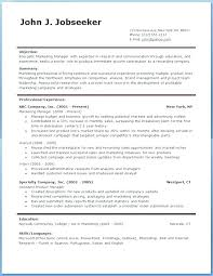 Modern Resume Template Word Magnificent Modern Resume Format Dewdrops