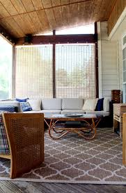 Screened in porch design ideas Fireplace Tips For Decorating Rustic Screened Porch On Small Budget outdoorstyle outdoordesign Tag Tibby Screened Porch On Budget Tag Tibby
