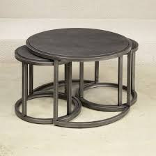 Topic Related to Contemporary Nest Of Tables Stacking Tables Black Glass  Nest Of Tables Stacking Coffee Tables Stackable Coffee Table Grey Nest Of  Tables ...