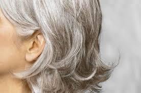Седина седые волосы причины появления и особенности структуры  Седина