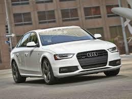 audi a4 2014 white. 2014 audi a4 s line white automobile magazine