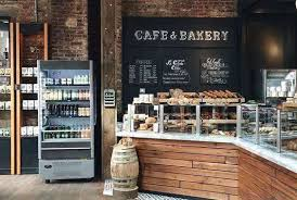 20 Perfect And Fresh Bakery Interior Design Ideas