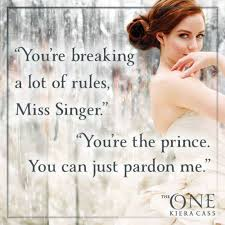 The Selection Series Quotes New The One By Kiera Cass Quotes Quote Book Love Quotes Pinterest