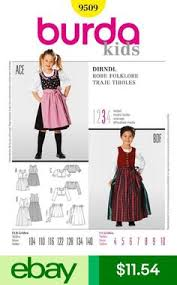 Dirndl Pattern New Burda Has A Few Dirdl Patterns But This Is By Far The Best And