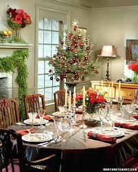 Decoration Table Christmas Littlelakebaseball Com. Christmas Dining Room1