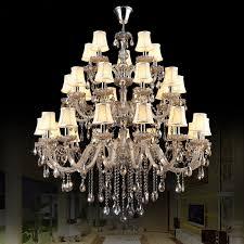 chandelier outstanding foyer crystal chandeliers