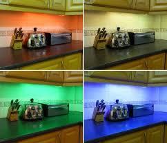 under cabinet led lighting kitchen. Led Kitchen Lighting Under Cabinet. Ossun®colour Changing Rgb / Cabinet S