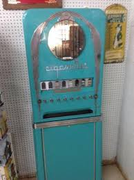 Rowe Cigarette Vending Machine Impressive Vintage Cigarette Machine EBay